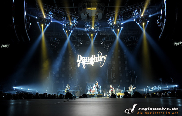 Daughtry (Live in der SAP Arena Mannheim 2010)